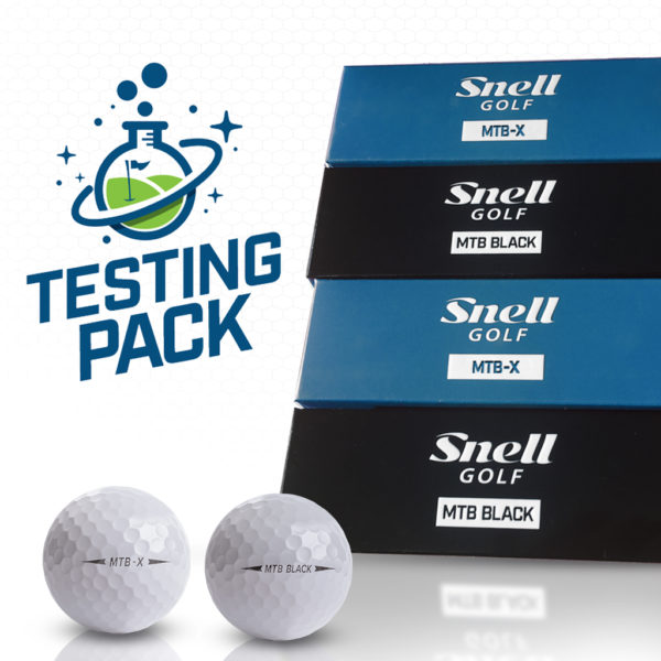 Snell Golf Testing Pack